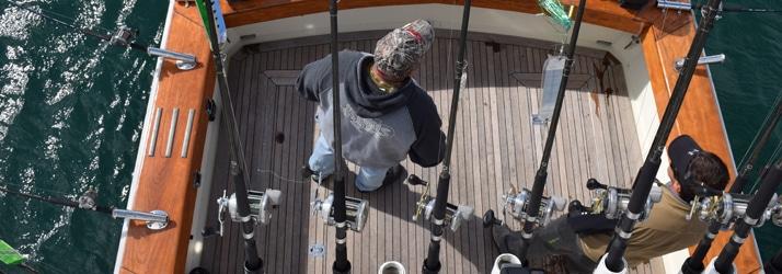 algoma wi fishing guide