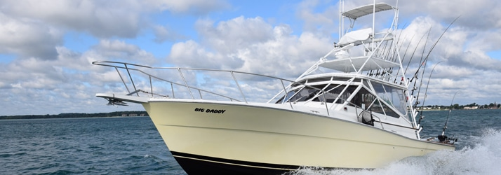 big daddy charters llc our boat