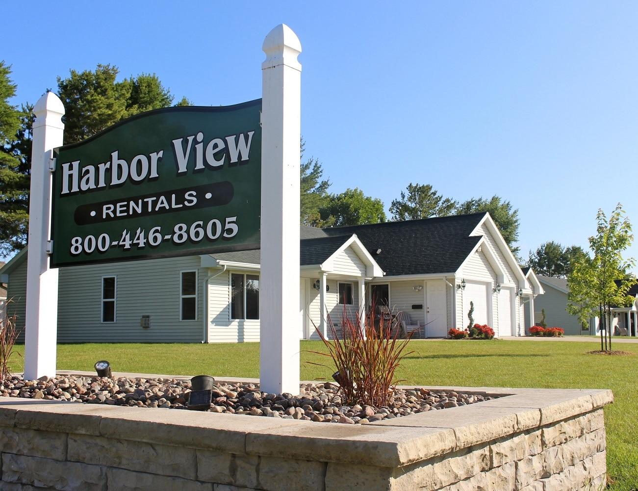 harbor view condo rental